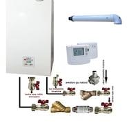 centrala clasica sau in condensatie