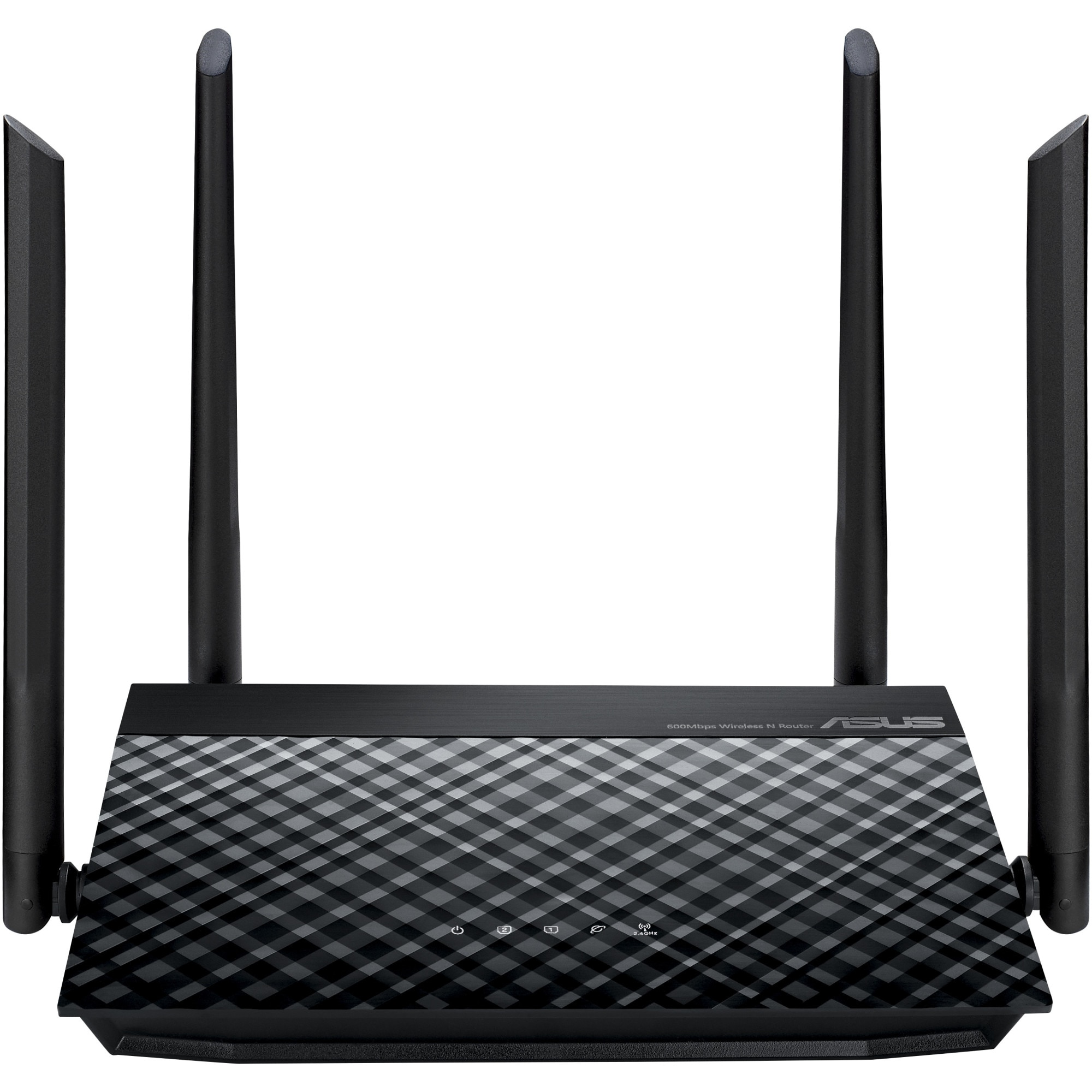 Fotografie Router Wireless ASUS RT-N19 N600, Single-Band 600 Mbps