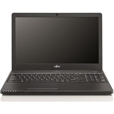 Лаптоп Fujitsu Lifebook A359 с Intel Core i3-8130U (2.20/3.40 GHz, 4 M), 4 GB, 500GB M.2 NVMe SSD, Intel UHD Graphics 620, Windows 10 Pro 64-bit, черен