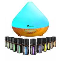 set uleiuri aromaterapie