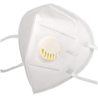 KN95 szelepes (FFP2), egészségügyi szájmaszk, 10db/csomag
