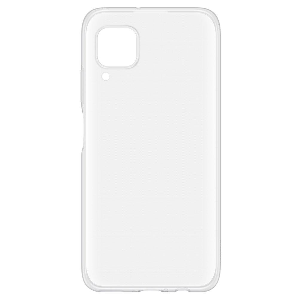 Fotografie Husa de protectie Lemontti Silicon pentru Huawei P40 Lite, Transparent