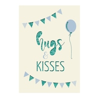 Картичка Gespaensterwald, Deluxe hugs and kisses