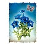 Картичка Gespaensterwald, Romantique, Цвете