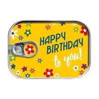 Картичка-консерва Gespaensterwald, Happy Birthday To You