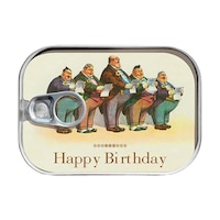 Картичка-консерва Gespaensterwald, Happy Birthday Song
