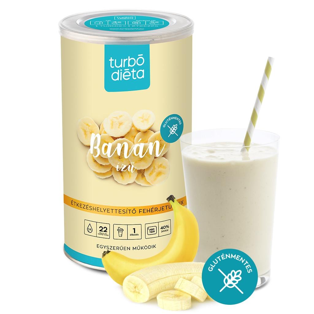 diéta turmixpor