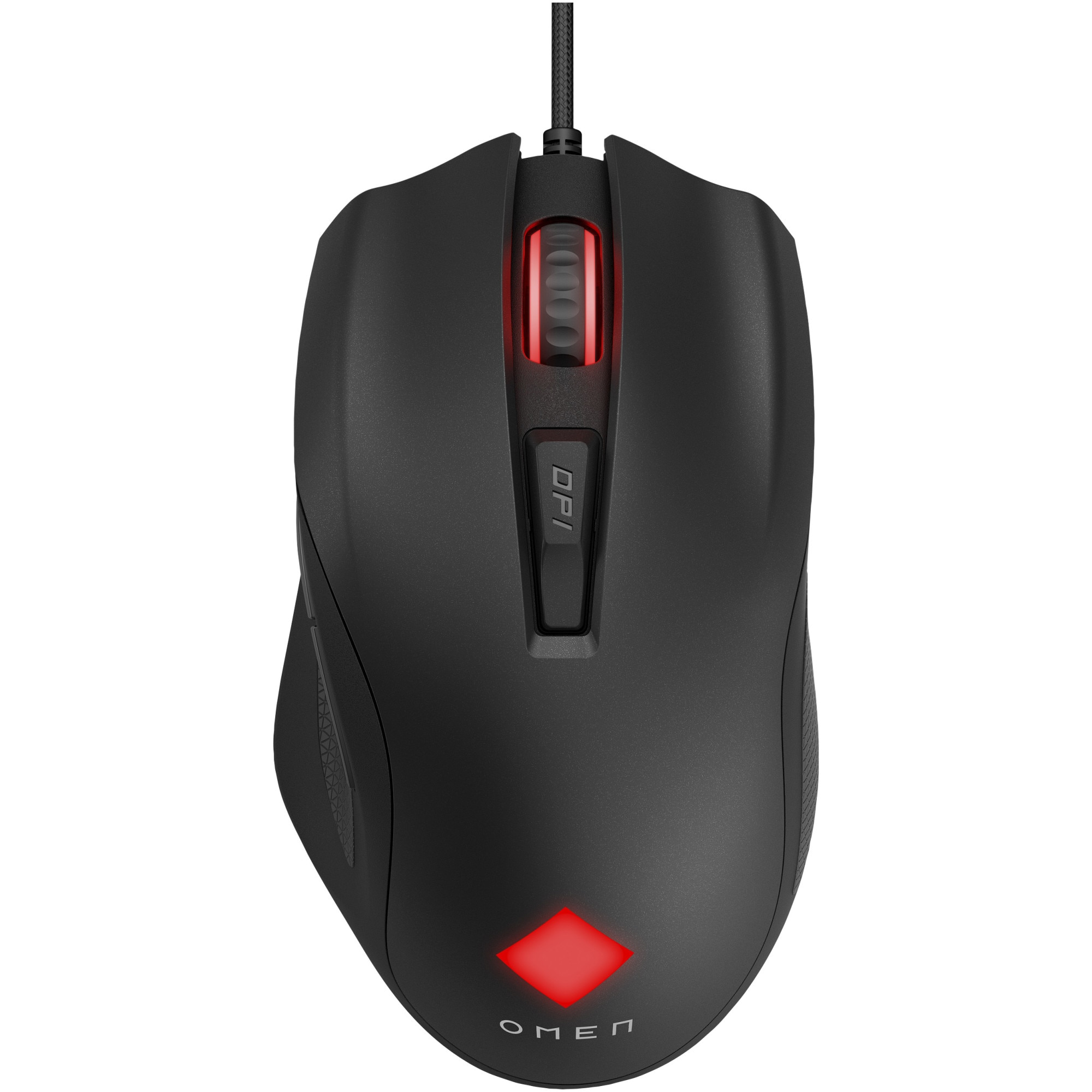 Fotografie Mouse gaming HP Omen Vector, Black