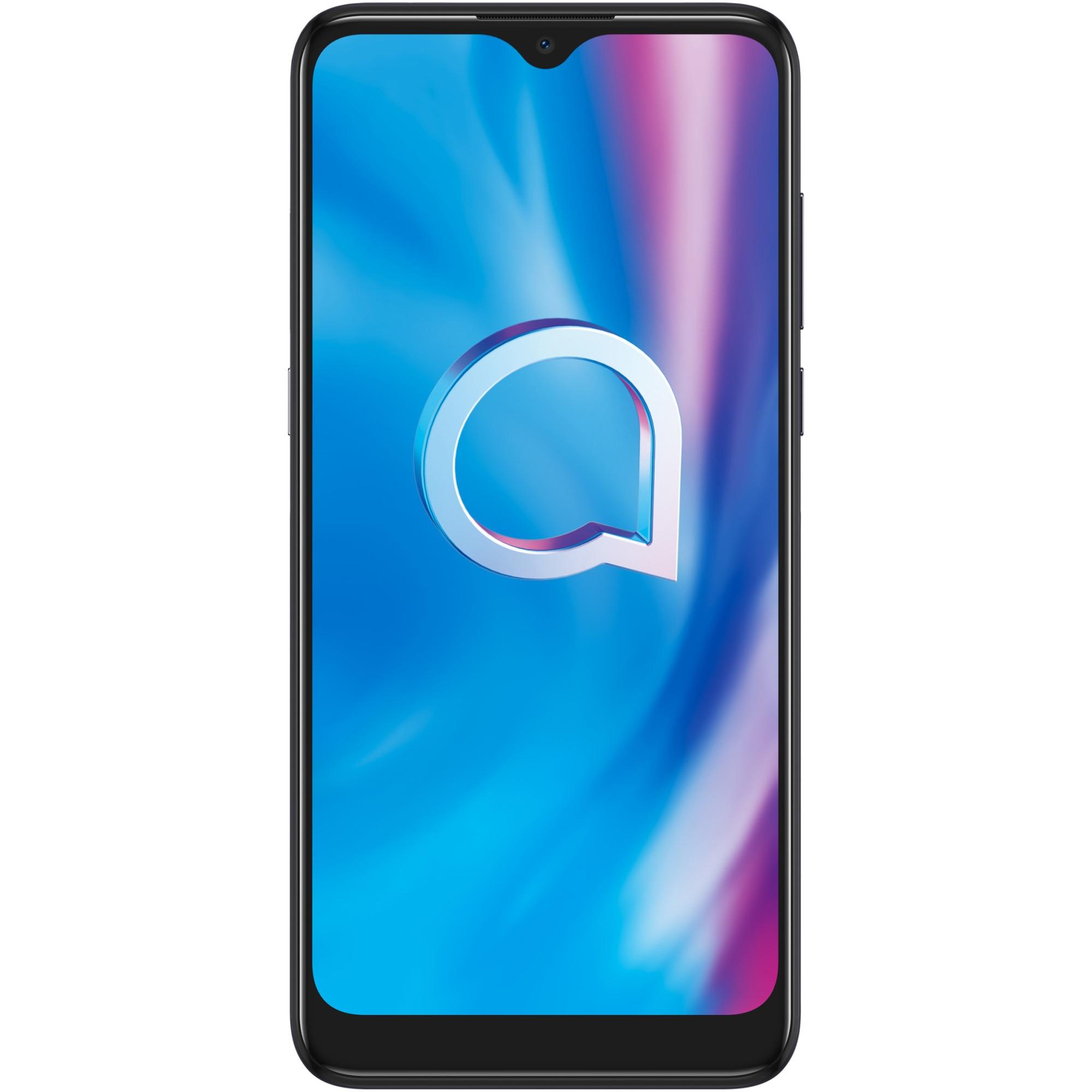 Fotografie Telefon mobil Alcatel 1S (2020), Dual SIM, 32GB, 4G, Power Gray