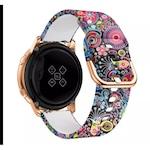 Каишка за часовник Spulse , за Samsung Galaxy Watch Active, 20 mm , Fortune
