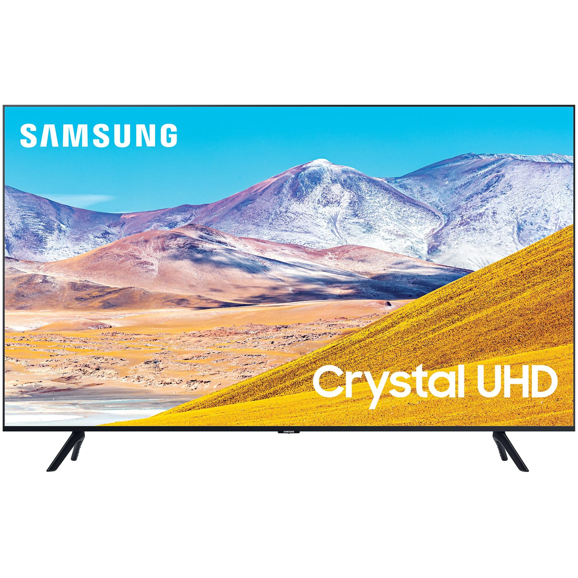 Fotografie Televizor Samsung 75TU8072, 189 cm, Smart, 4K Ultra HD LED, Clasa G