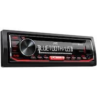 Radio CD auto JVC KD-R794, 4 x 50 W, 1DIN, Bluetooth, USB, AUX,
