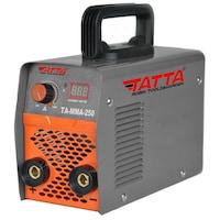 Заваръчен апарат Tatta TA-MMA-250, Абсорбирана мощност 9.5 kVA, Ефективност 85%, Електрод 1.6-3.2 мм