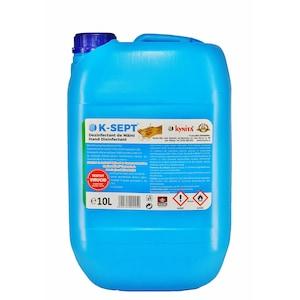 Dezinfectant de maini K-SEPT bidon 10 litri cu 75% alcool