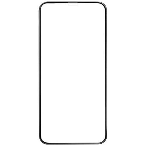 Fotografie Folie protectie sticla Hoco Nano 3D pentru iPhone X/XS, Negru