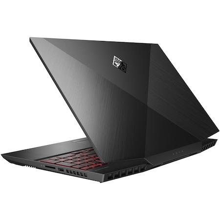 "Лаптоп Gaming HP OMEN 15-dh0013nq, 15.6"", Intel® Core™ i7-9750H, RAM 16GB, SSD 1TB, NVIDIA® GeForce® RTX™ 2080 Max-Q 8GB, Free DOS, Black"