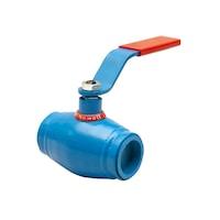 ISG UNIBALL, Úszógömbös redukált gömbcsap, DN40 PN40 Vízhez, belsőmenetes