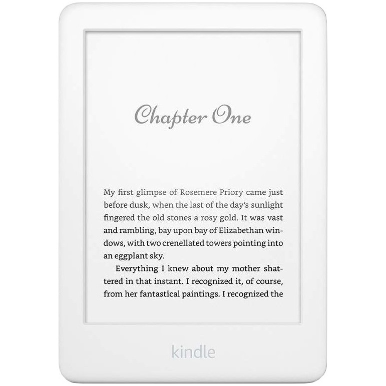 Fotografie eBook reader Kindle 2019, WiFi, 8 GB, 167 ppi, Alb