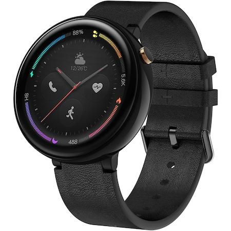 Часовник smartwatch Amazfit Nexo, Ceramic Black