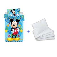 Disney Mickey ovis ágynemű szett póz 100x135cm 40x60cm