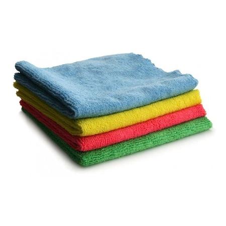 Set 4 Lavete din Microfibra, Profesionale, 4 culori