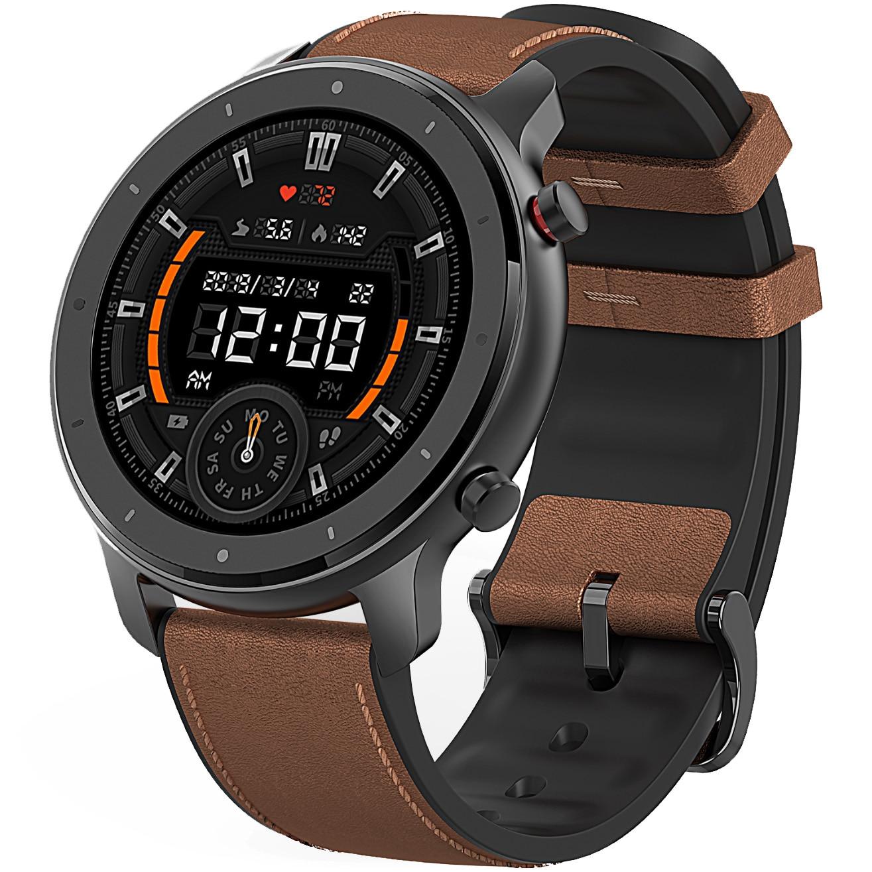 Fotografie Ceas smartwatch Amazfit GTR, 47mm, Aluminium Alloy