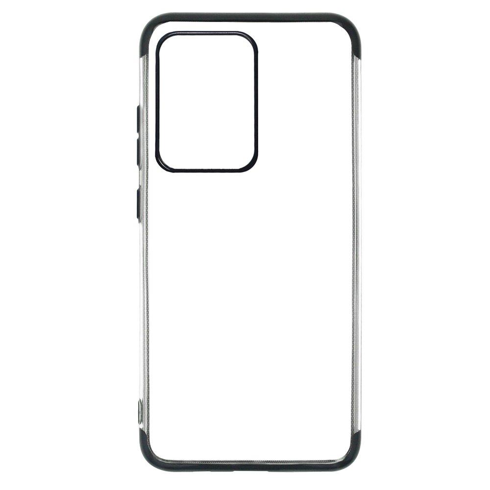 Fotografie Husa de protectie Just Must Electro Simple pentru Samsung Galaxy S20 Ultra, Black