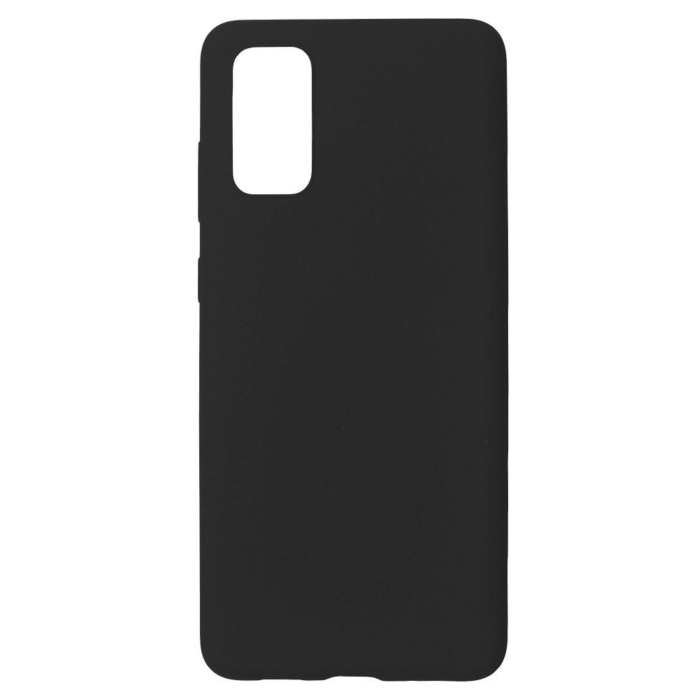 Fotografie Husa de protectie Just Must Silicon Candy pentru Samsung Galaxy S20, Black