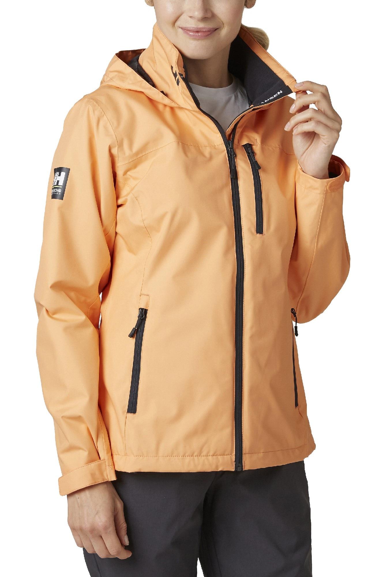 Helly Hansen W CREW HOODED JACKET női kapucnis dzseki