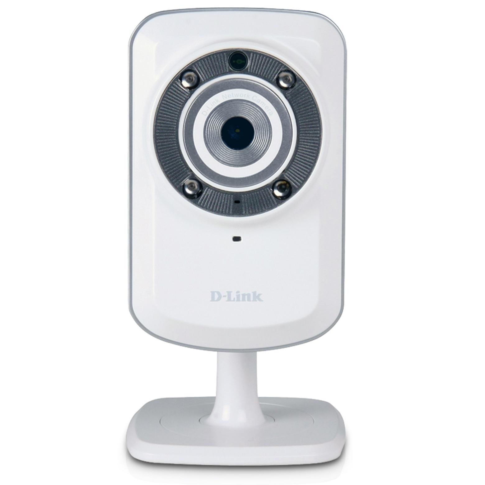 Fotografie Camera IP D-LINK DCS-932L, WIRELESS N, WPS, INFRARED