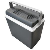 Maxspeed autós szivargyújtóról működtethető hűtőláda, 22 l, 12 V