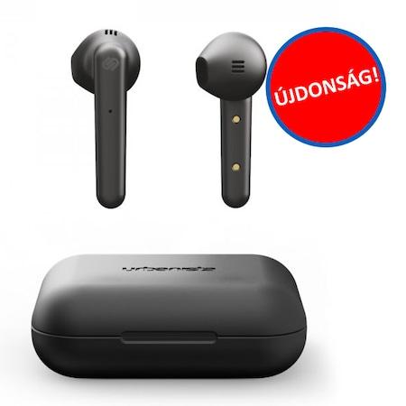 Urbanista Stockholm fülhallgató, Bluetooth, True Wireless, Fekete