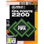 Игра FIFA 21 PC 2200 FUT POINTS
