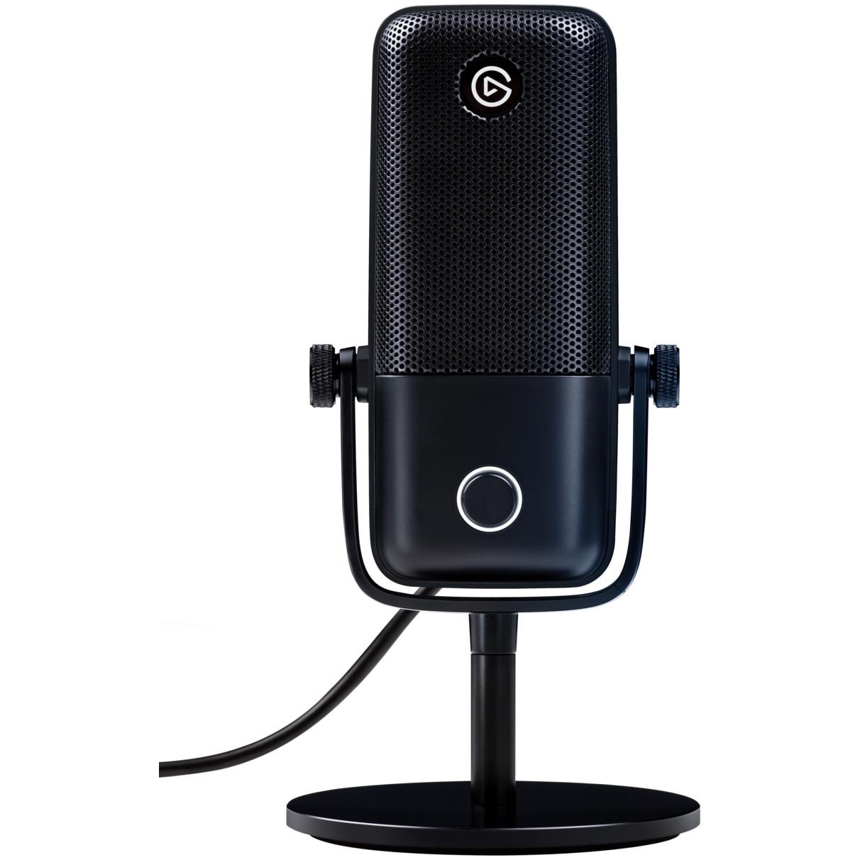 Fotografie Microfon Elgato Wave:1 Premium Condenser, USB, Negru