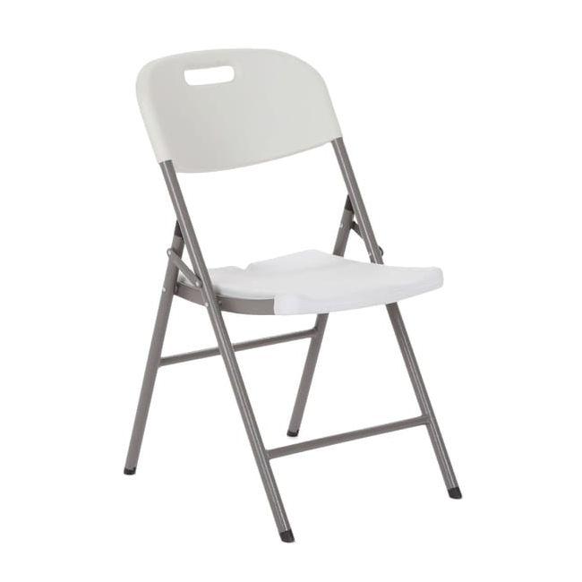 Palmonix Összecsukható kerti szék, 90x45cm, fehér szín