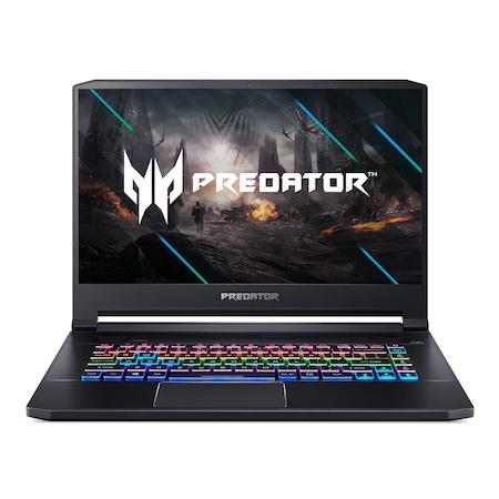 Лаптоп Acer Predator PT515-52-76ZP Triton 500 с Intel Core i7-10750H (2.6/5GHz, 12M), 32 GB, 1TB M.2 NVMe SSD, NVIDIA RTX 2080 SUPER Max-Q 8 GB GDDR6, Windows 10 Home 64-bit, черен