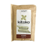 Vopsea organica KITOKO BOTANICAL COLOUR, Nutmeg,40gr