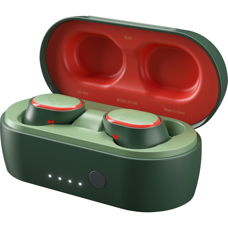 Fotografie Casti Audio In-Ear, Skullcandy Sesh Limited, True Wireless, Bluetooth, Euphoric Green
