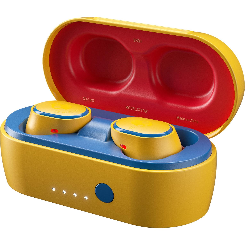 Fotografie Casti Audio In-Ear, Skullcandy Sesh Limited , True Wireless, Bluetooth, Confident Yellow