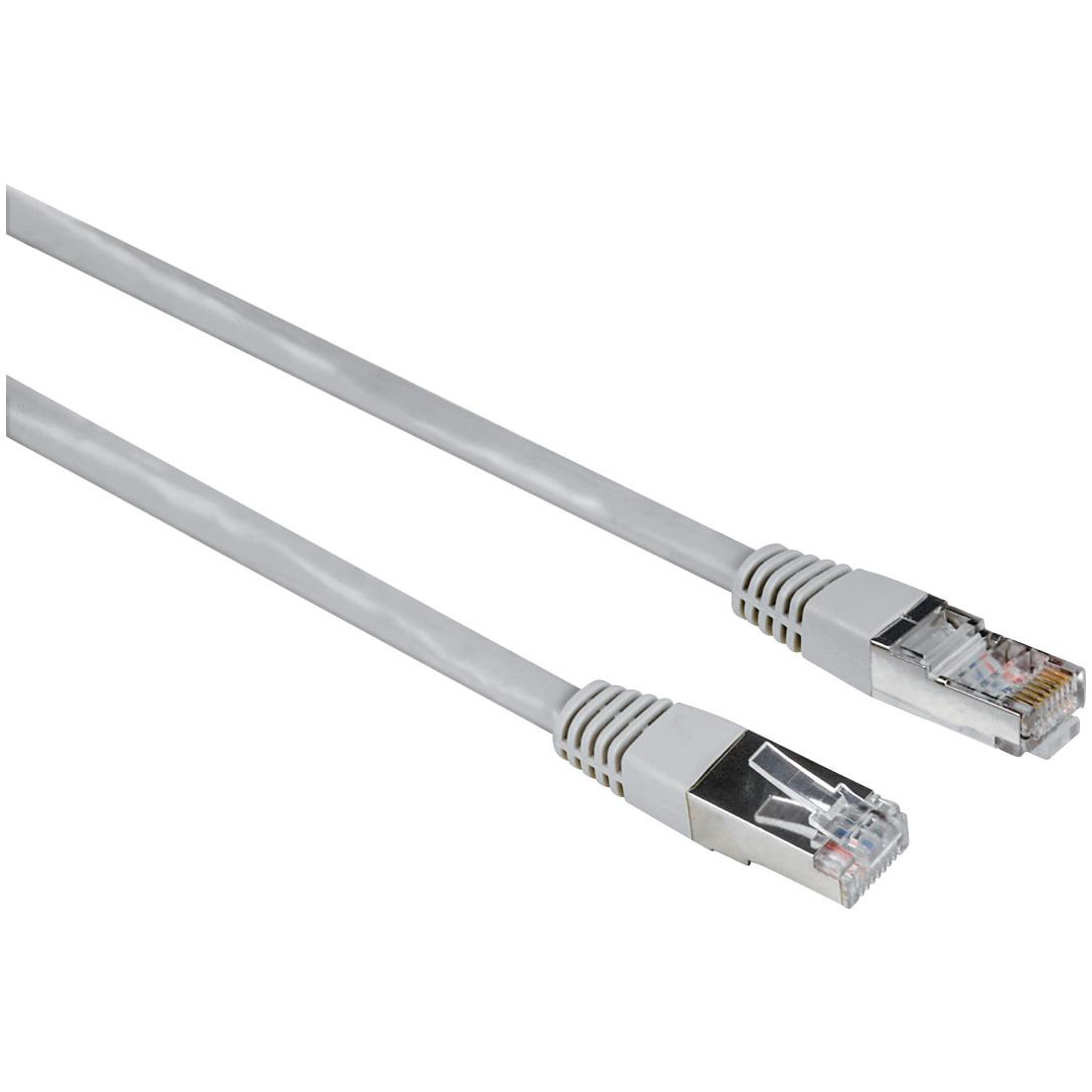 Fotografie Cablu de retea Hama CAT 5e, STP, 1.5m