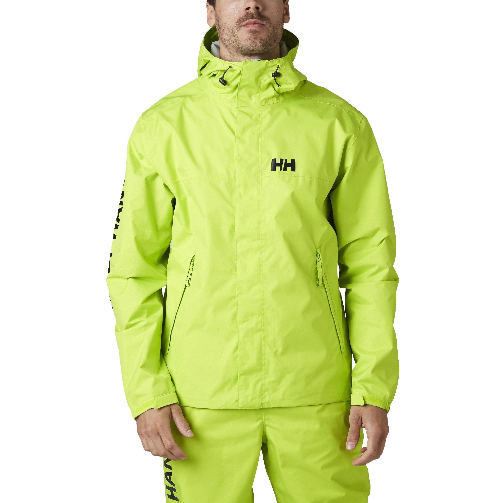 Helly Hansen ERVIK JACKET férfi kapucnis vízálló dzseki