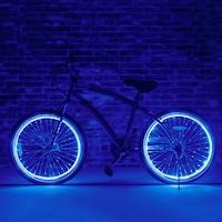 kit luminos bicicleta