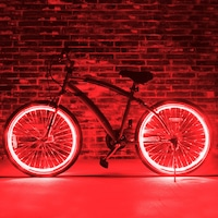 kit luminos tuning roti bicicleta