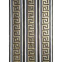 Tapéta DEGRETS 050-11 Papír, Versace fekete-arany, Méret: 0.53m x 10.05m = 5.3 m2