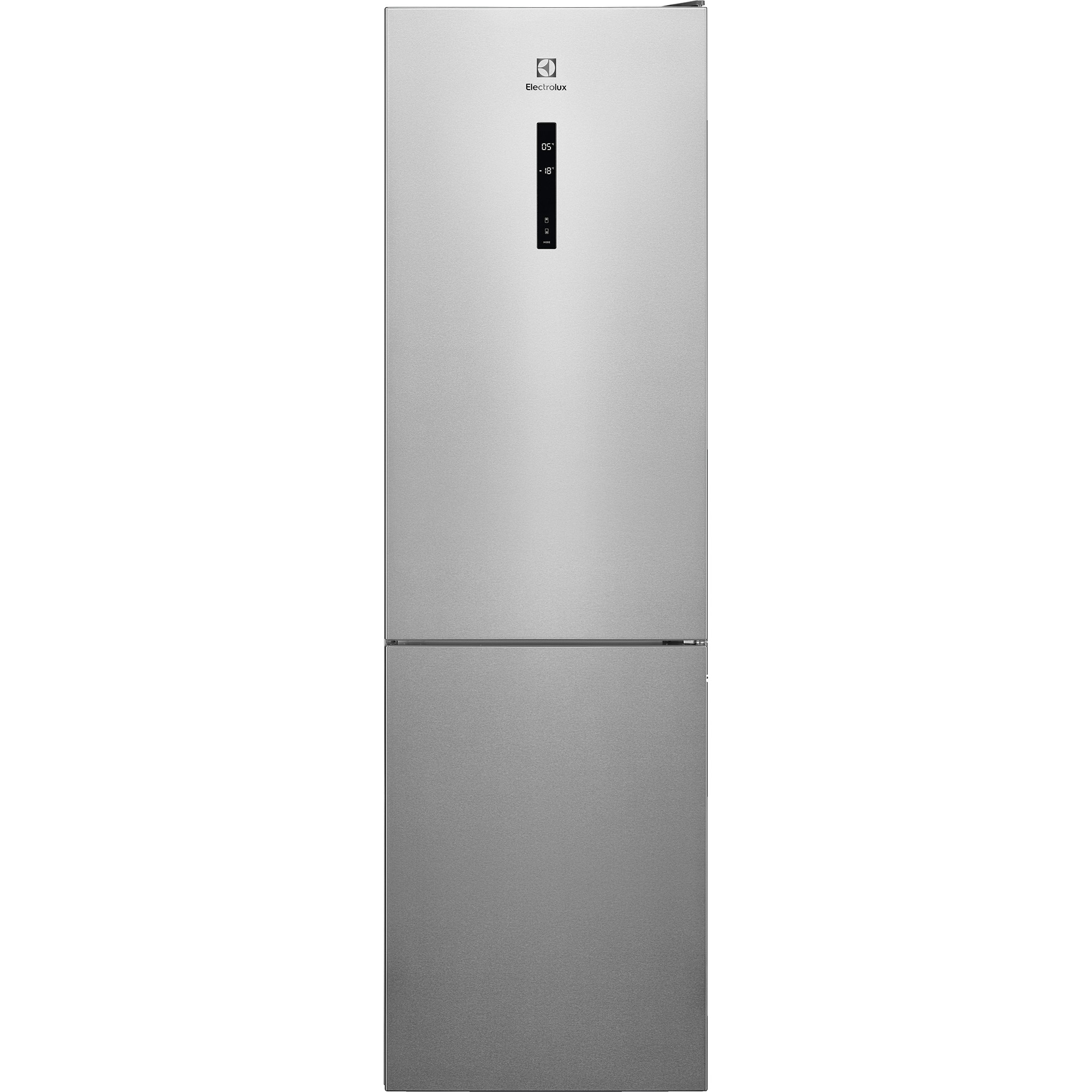 Fotografie Combina frigorifica Electrolux LNT7ME34X2, 360 l, NoFrost, Clasa A++, H 201 cm, Inox