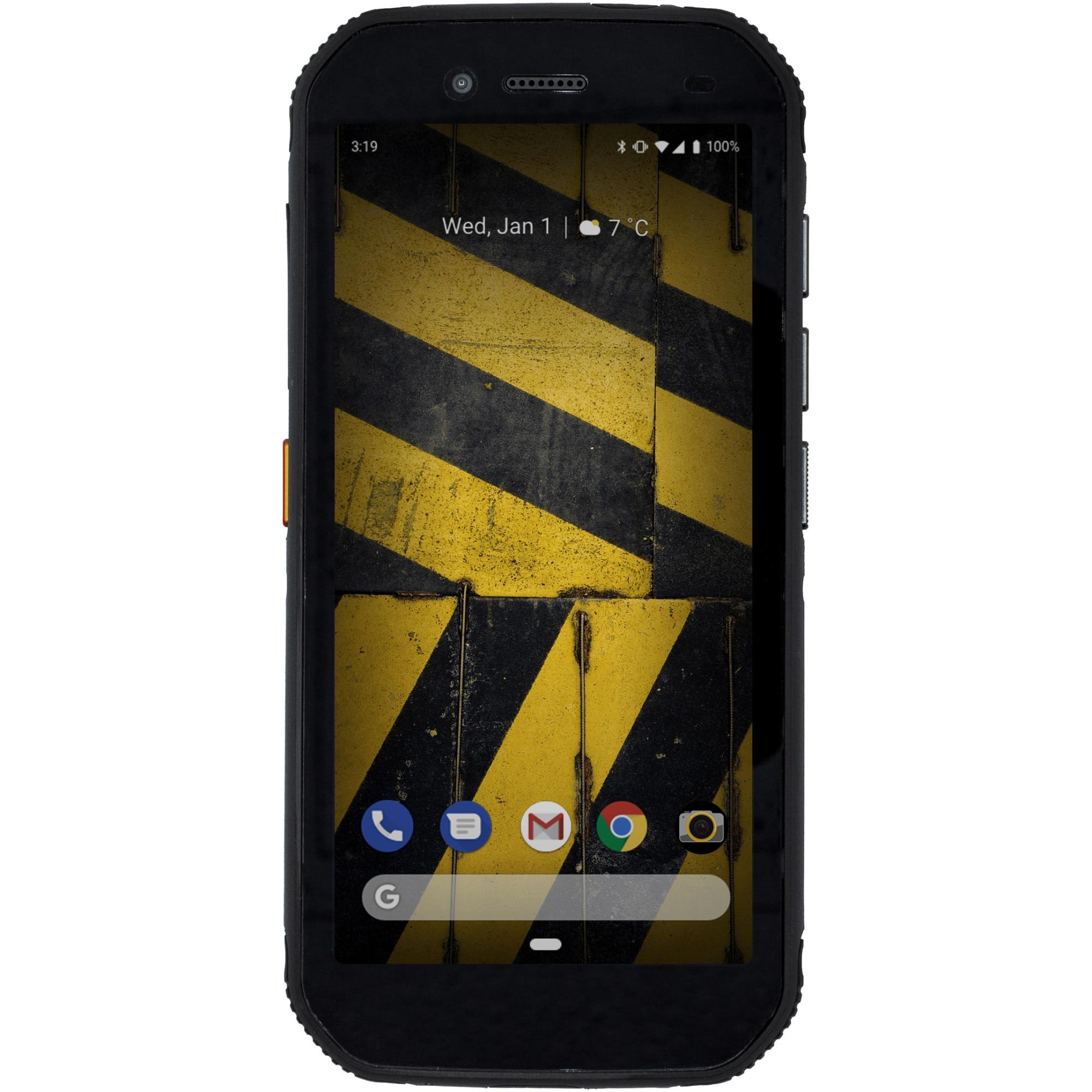 Fotografie Telefon mobil CAT S42, Dual SIM, 32GB, 4G, Black