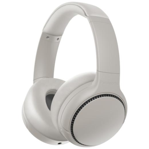 Fotografie Casti Audio Over the Ear Panasonic RB-M500BE-C, Wireless, Bluetooth, Microfon, Autonomie 30 ore, Bej
