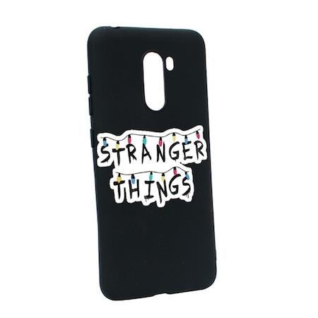Etui Xiaomi PocoPhone F1, Stranger Things, B720