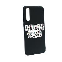 Szilikon védőtok Samsung Galaxy A50 / A50s, Stranger Things, B720