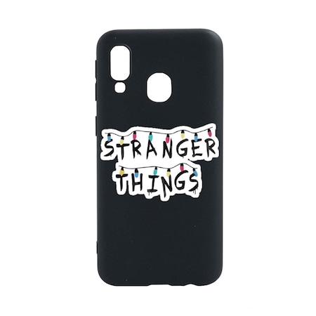 Etui Samsung Galaxy A40, Stranger Things, B720